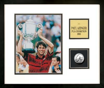 Paul Azinger - Golf Ball Series