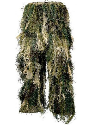 Ultra Light Ghillie Pants Woodland XL-XXL