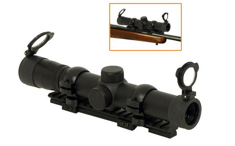 NcStar Pistolero 2.75x22 Scout Scope