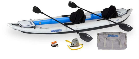 Sea Eagle 385ft 12ft Fast Track 2-Person Inflatable Kayak Pro