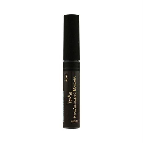 Reviva Labs Mascara Brown Hypoallergenic - 0.25 oz - Case of 12