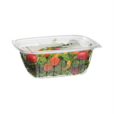 Eco-Products 32 oz Rectangular Deli Container - Case of 200