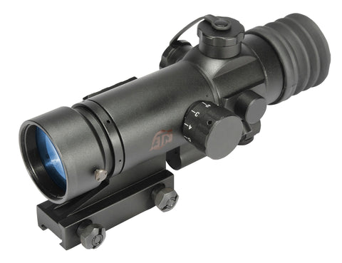 ATN Ares 2x - Gen 3P Night Vision Weapon Rifle Scope