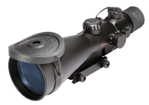 ATN Ares 6x - Gen 4 (Filmless Autogated) Night Vision Weapon Rifle Scope