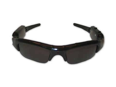 DVR Spy Camera Video Recording Sunglasses with TF Slot