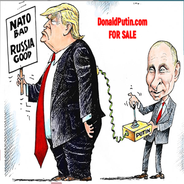 DonaldPutin.com   Domain Name For Sale