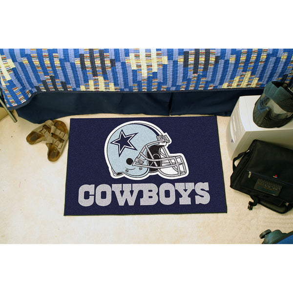 "Dallas Cowboys NFL Starter"" Floor Mat (20""x30"")"