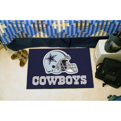 "$31.99 -  Dallas Cowboys NFL Starter"" Floor Mat (20""x30"")"
