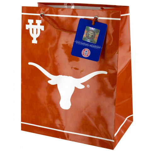 University Of Texas Large Gift Bag