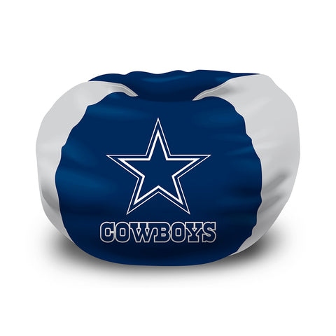 "$64.00 Dallas Cowboys NFL Team Bean Bag (96 Round)"" (plus S & H Total $83.50)"