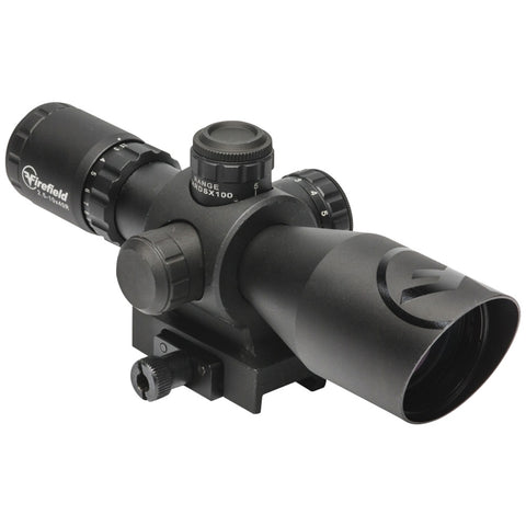 Firefield Barrage 2.5-10 X 40mm Riflescope With Red Laser