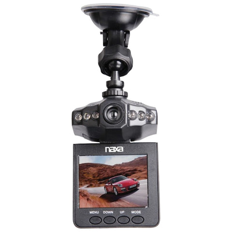 Naxa Ncv-6001 Portable Hd Dash Cam