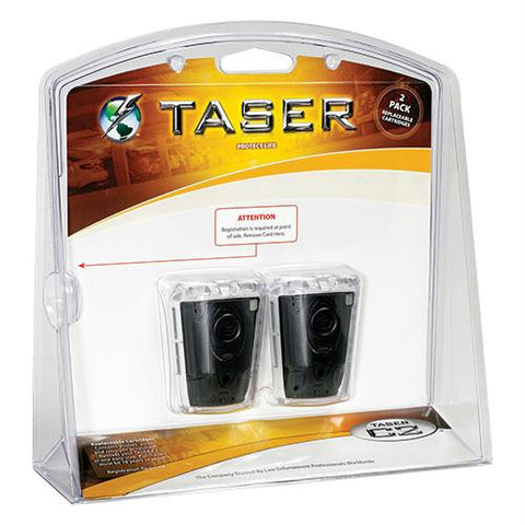 Taser Bolt, Pulse, and C2 Replacement Cartridges-Live 2 Pack.