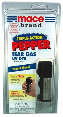 Mace® Pocket Model Triple Action