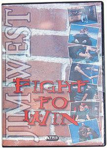 Fight To Win DVD - Jim West