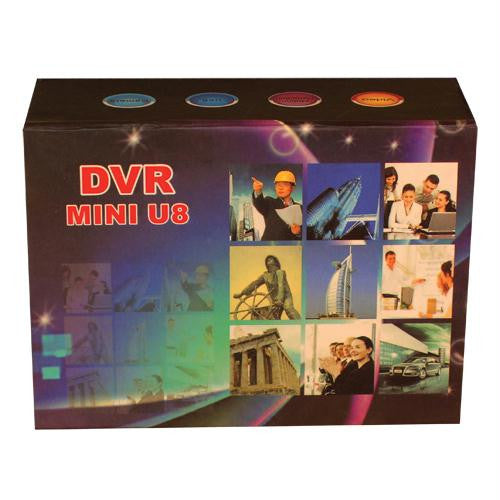 FLASH DRIVECOLOR CAMERA WITH BUILT IN DVR