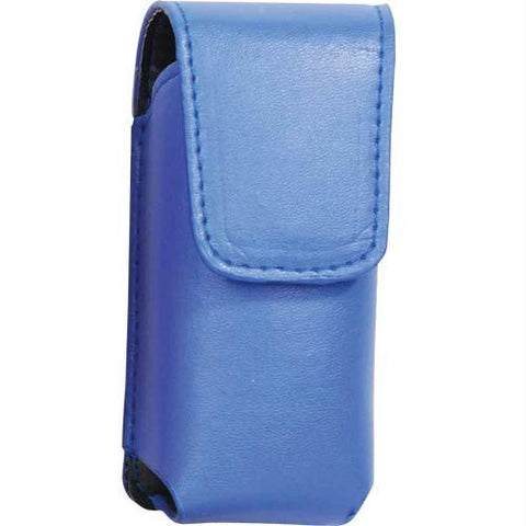 Blue Leatherette Holster for Li'L Guy Stun Gun
