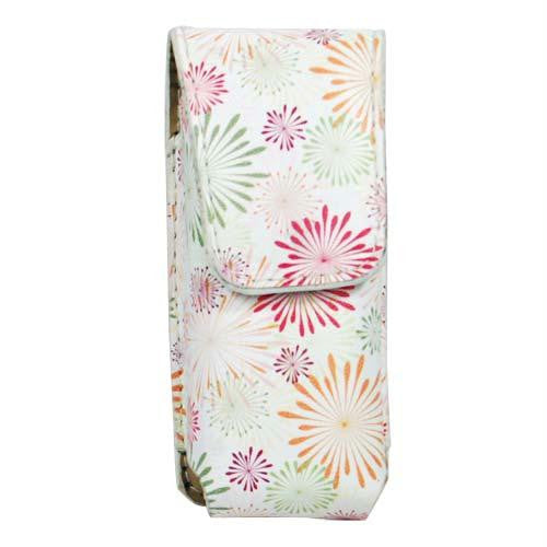 Flower Print Leatherette Holster for Li'L Guy Stun Gun