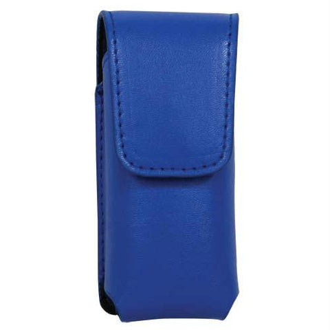 Blue Leatherette Holster for RUNT Stun Gun