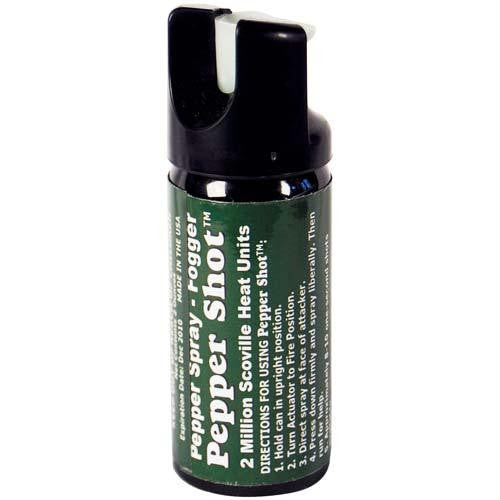 Pepper Shot 2oz Pepper Spray Fogger