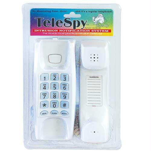 TELESPY™ Motion Intruder Alarm