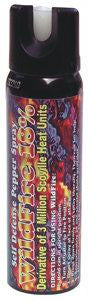 WildFire 4oz Pepper Spray 18% Fogger