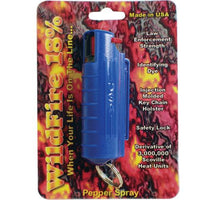 Wildfire 1-2 oz 18% Pepper Spray Blue