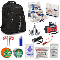 Bulletproof Backpack School Safety & Survival Pack