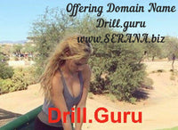 Drill.Guru  Domain Name For Sale