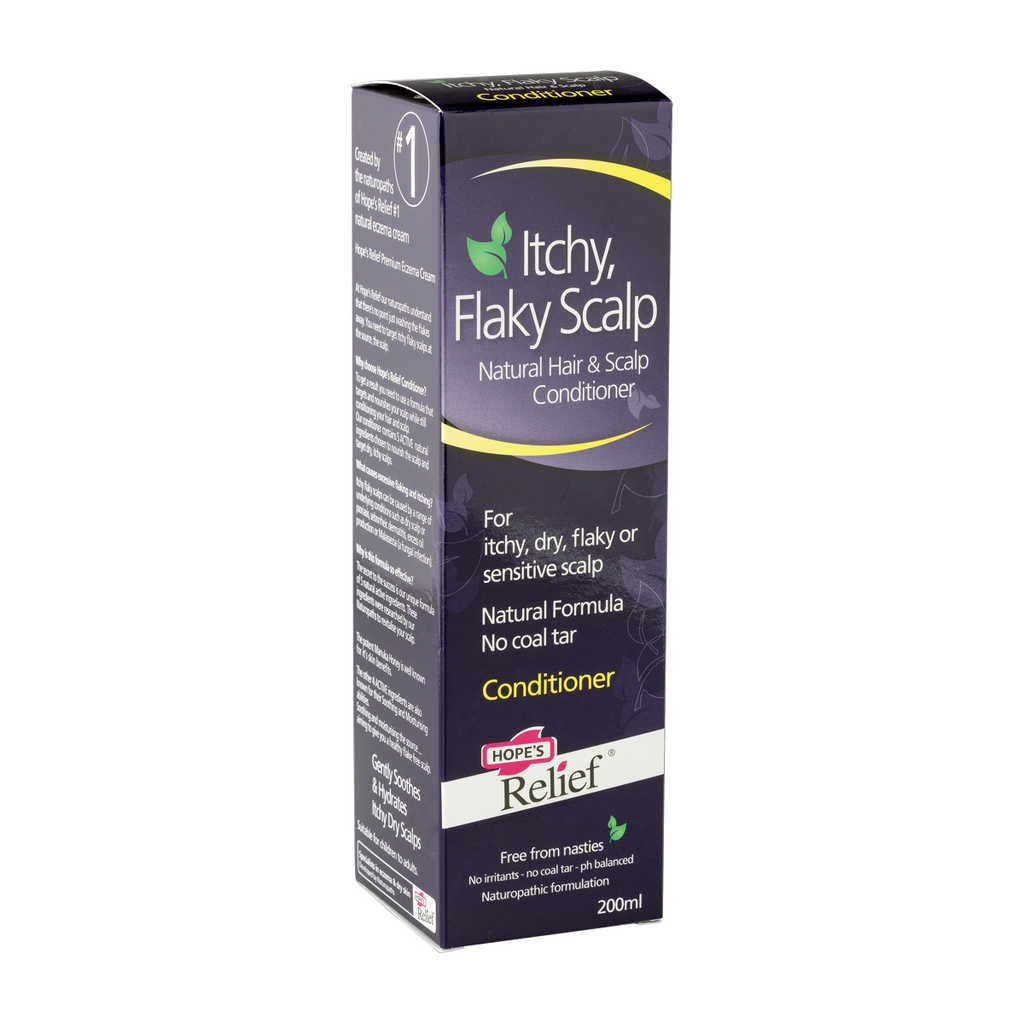 Hope's Relief Itchy Flaky Scalp Conditioner - 麥蘆卡蜂蜜抗敏護髮乳(牙膏裝) - mcot