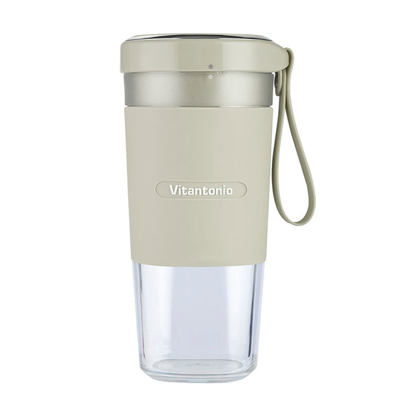 Vitantonio VBL-1000 無線便攜攪拌杯 Cordless My Bottle Blender (Sand Beige) - mcot