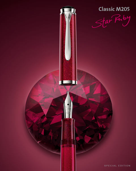 SPECIAL EDITION CLASSIC 205 STAR RUBY