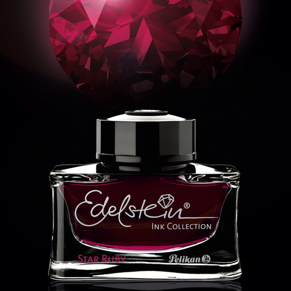 EDELSTEIN® INK OF THE YEAR 2019 STAR RUBY