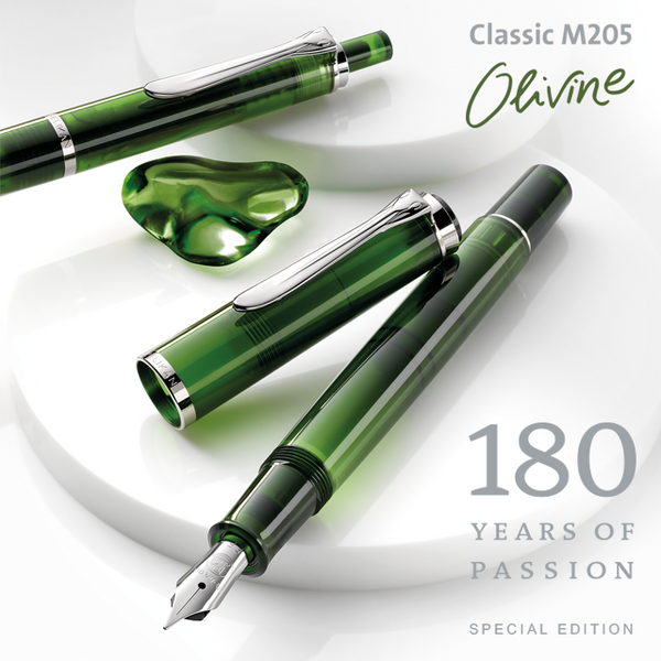 SPECIAL EDITION CLASSIC 205 OLIVINE