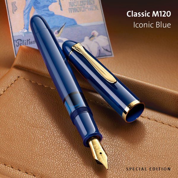SPECIAL EDITION CLASSIC M120 ICONIC BLUE