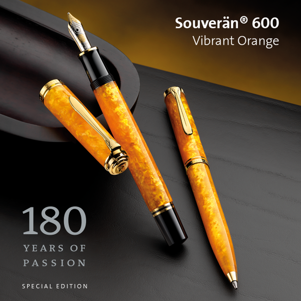 SPECIAL EDITION SOUVERÄN® 600 VIBRANT ORANGE