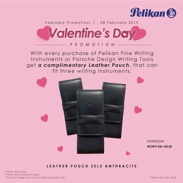 HAPPY VALENTINE'S DAY PROMOTION