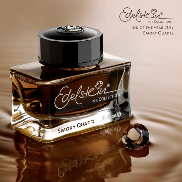 NEW EDELSTEIN® INK OF THE YEAR 2017 SMOKY QUARTZ
