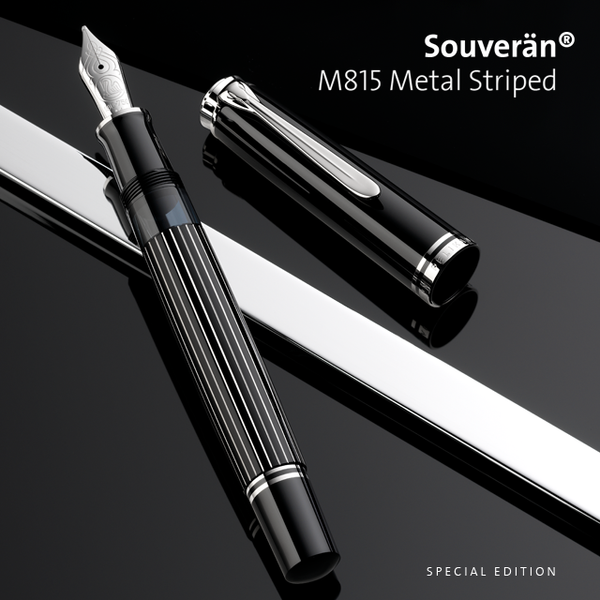 SPECIAL EDITION SOUVERÄN® 815 METAL STRIPED