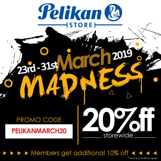 MARCH MADNESS SALE 23-31 MARCH 2019