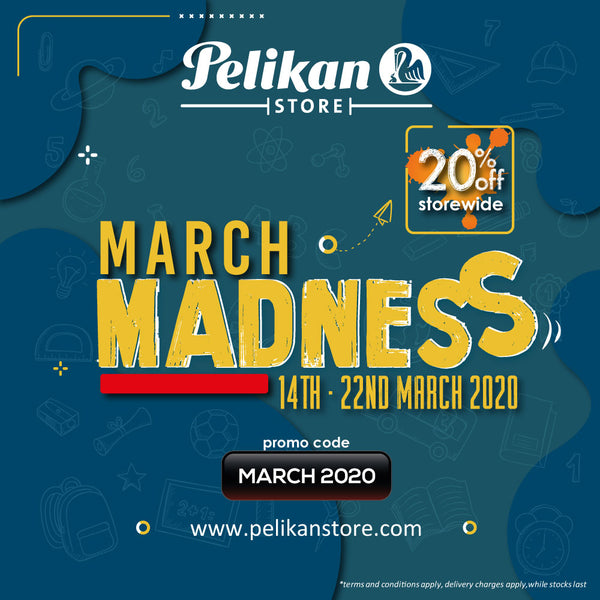 MARCH MADNESS SALE 2020