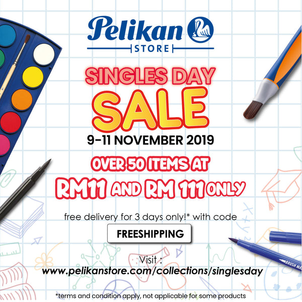TIME TO BE SINGLE! SINGLES' DAY SPECIAL