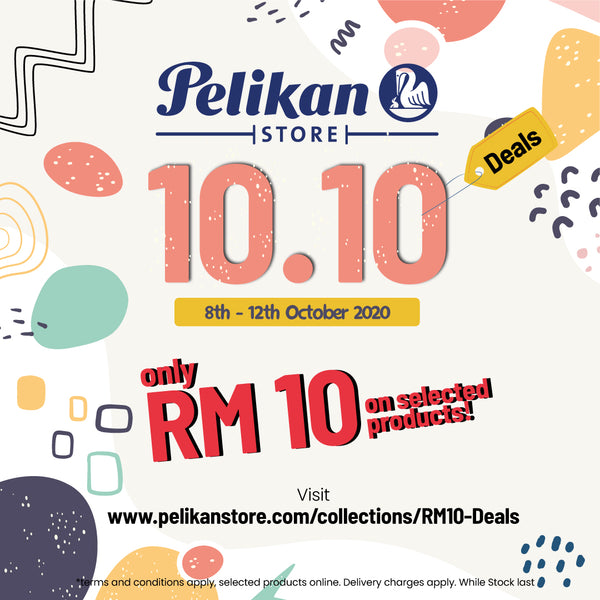 HAPPY 10.10 ON SELECTED PRODUCTS ONLY RM10 DEALS