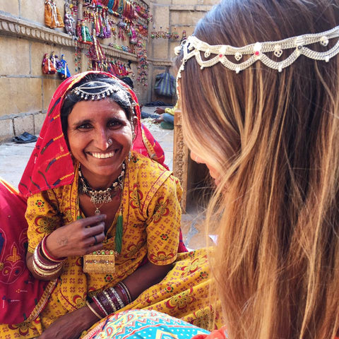 INDIA RAJASTHAN travel support wanderlust fleetwood collection
