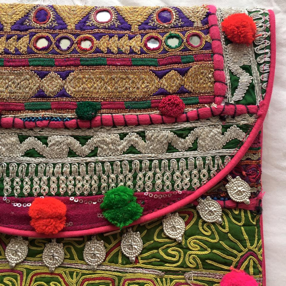 Wildwood Collective Rajasthani Clutch