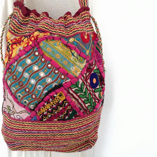 Banjara Patchwork Bag