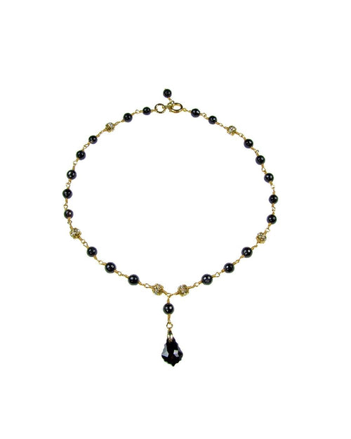 Aliki Baroque Necklace - MARIA MOSS