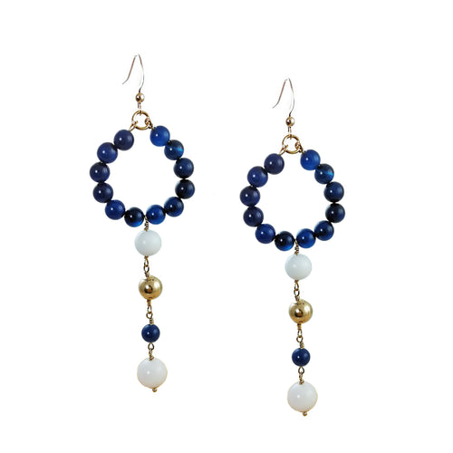 DOMNA Earrings -maria-moyseos