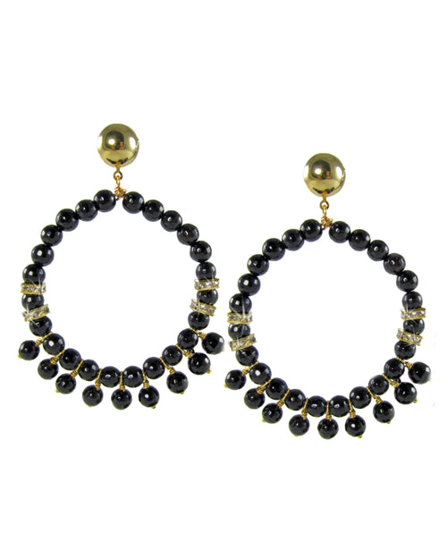 Marianna Earrings -maria-moyseos