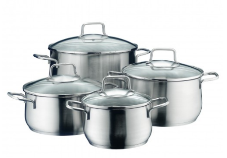 Inspiration cookware set 4 pcs